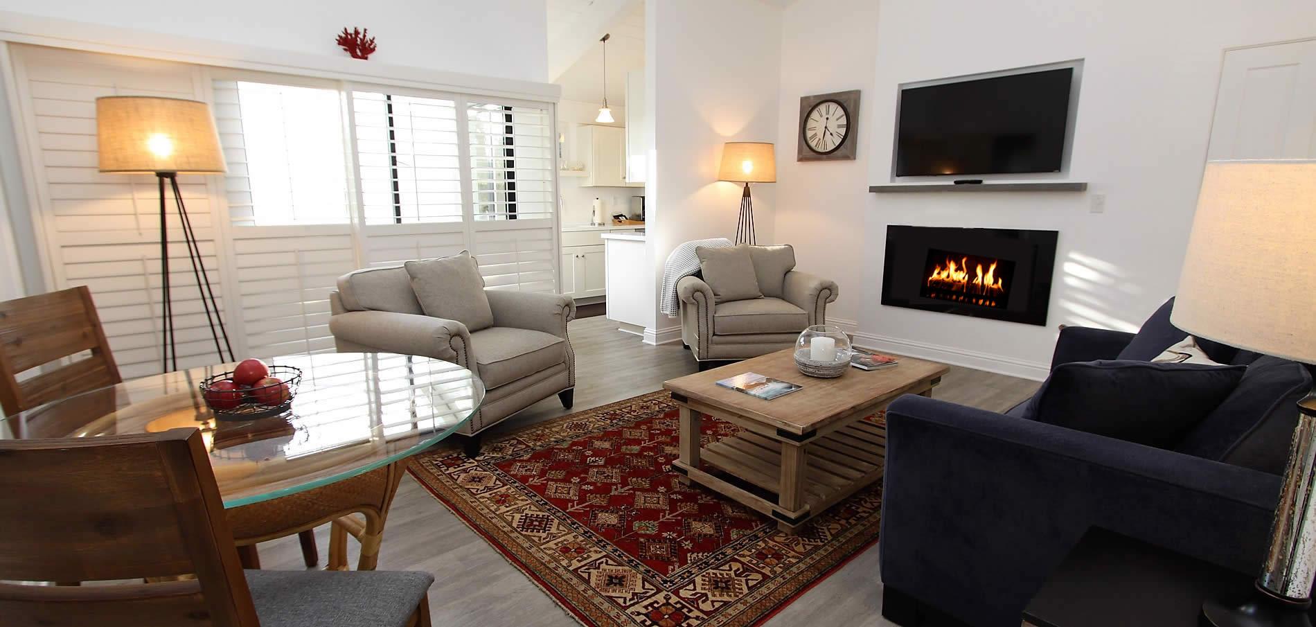 lobos lodge carmel california hotel living room