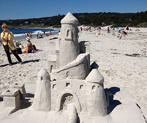 sand castle event